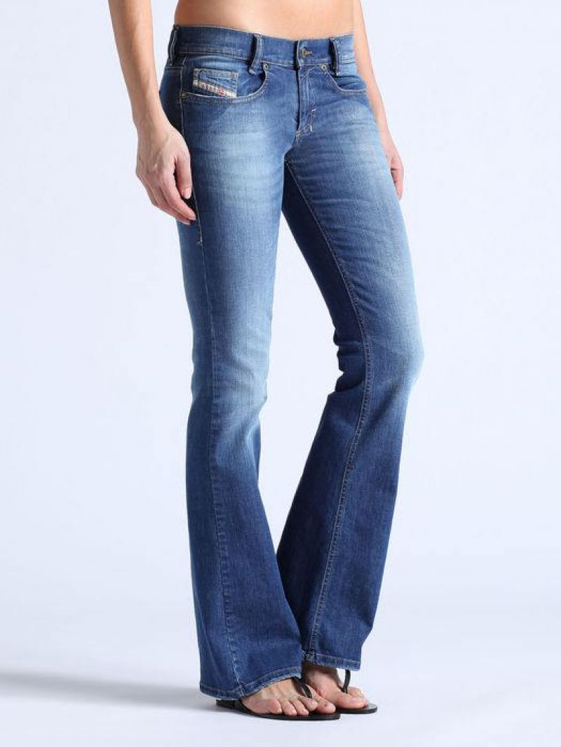 jeans lowboot
