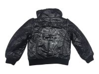 JYELLO-HKY JACKET BAY NOIR - 1