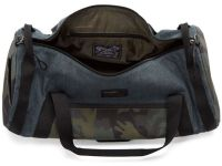 Diesel Blue & Camo D-Running Duffle Bag - 3