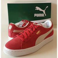 Puma Suede - Classic Red and White homme - 3