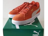 Puma Suede Classic Orange - 8