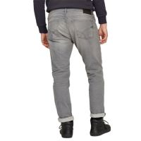 Jean slim  tendance gas for men ourlet retroussé  - 1
