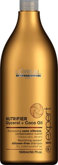 L'Oreal Expert Professionnel Nutrifier Shampoing 1500 ml - 0