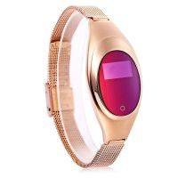 Eclock - Montre à Quartz Bracelet Rose Gold en Acier Inoxidable EKJ2W18