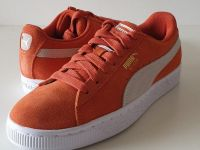 Puma Suede Classic Orange - 6
