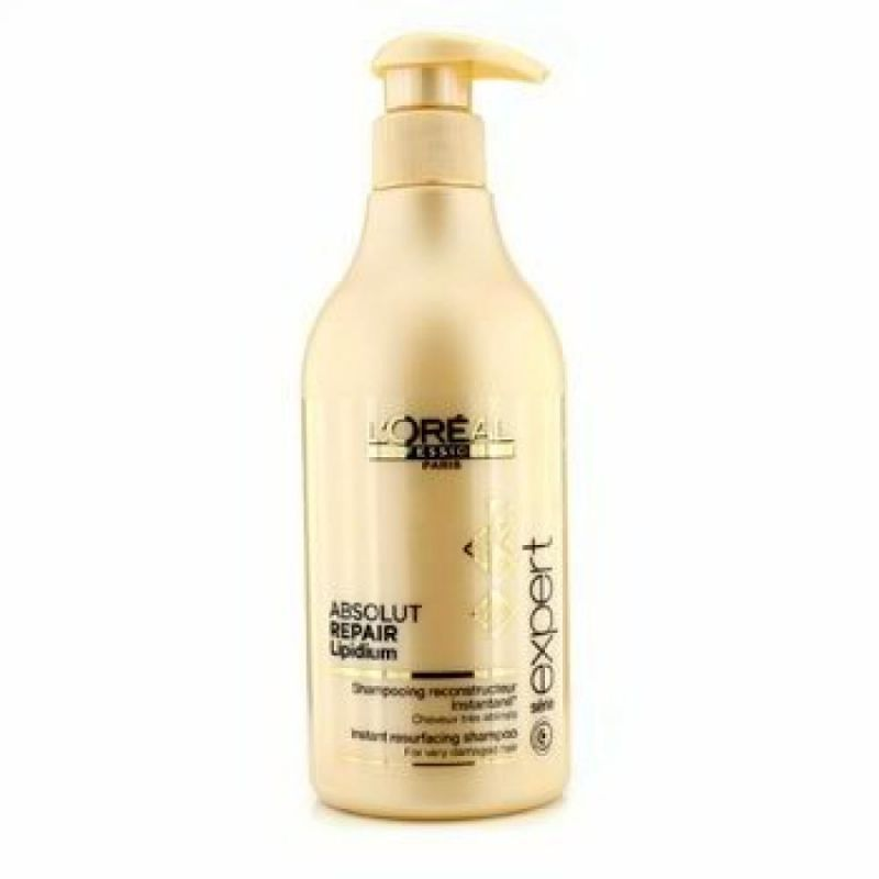 L'Oréal Absolut Repair Lipidium Shampoo 500 ml