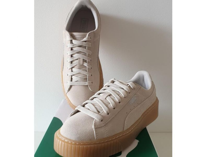 Mode Femme Chaussures Baskets PUMA Puma Platform