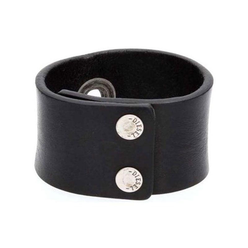 bracelet cuir epais