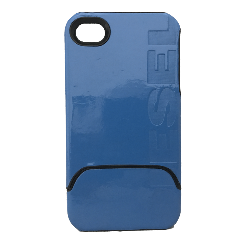 Coque similicuir iPHONE 4/4S - 1