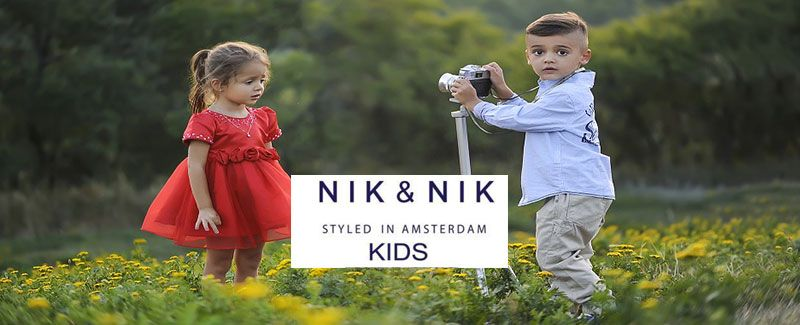 Lot de 50 vêtements NIk & NIK Enfant