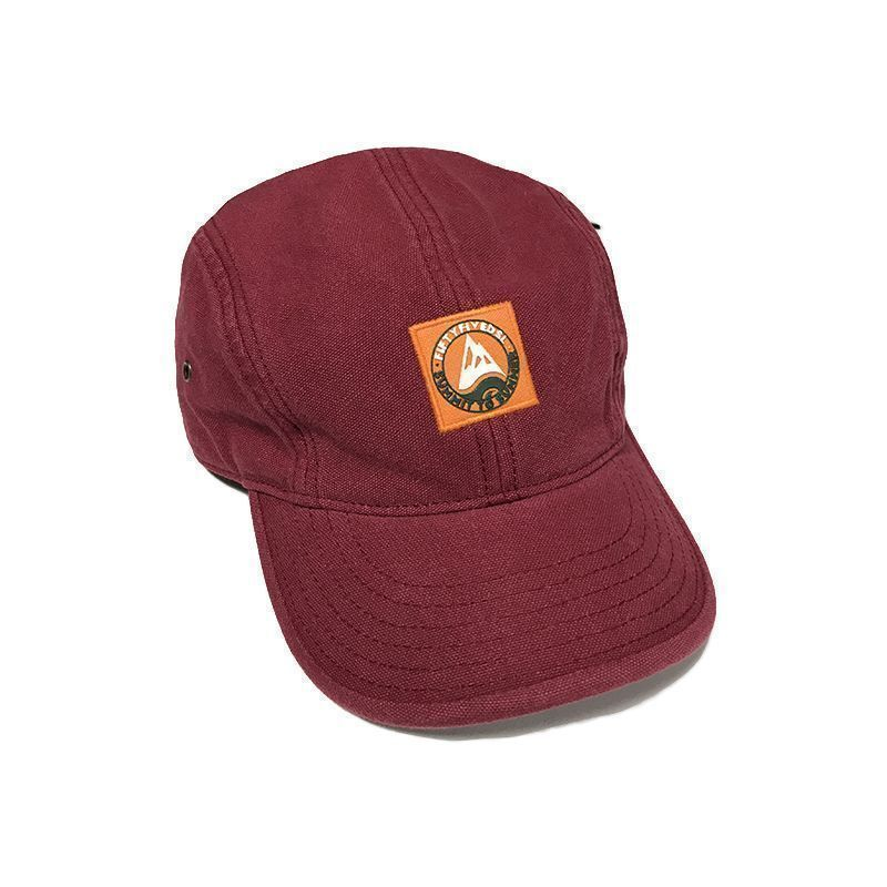 Casquette Fifty five DSL BY DIESEL rouge