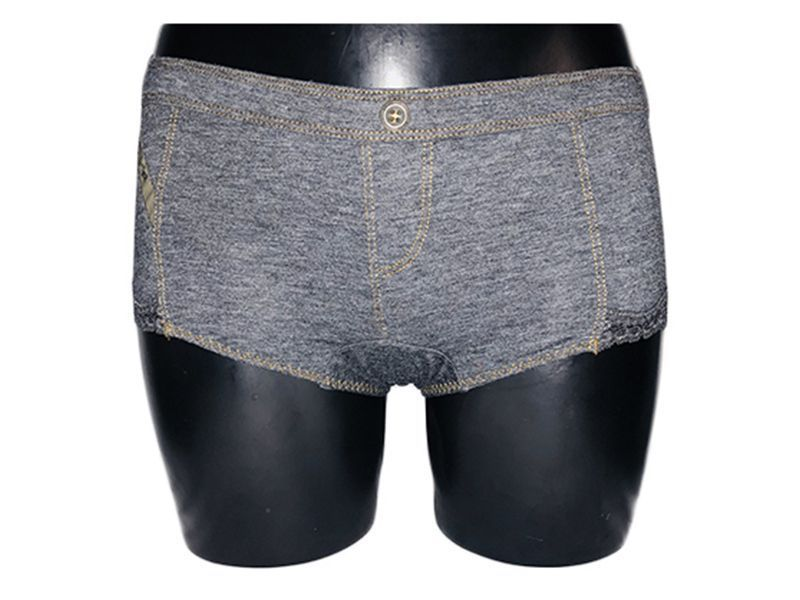VIPS UNDERPANTS BLEU DENIM - 0