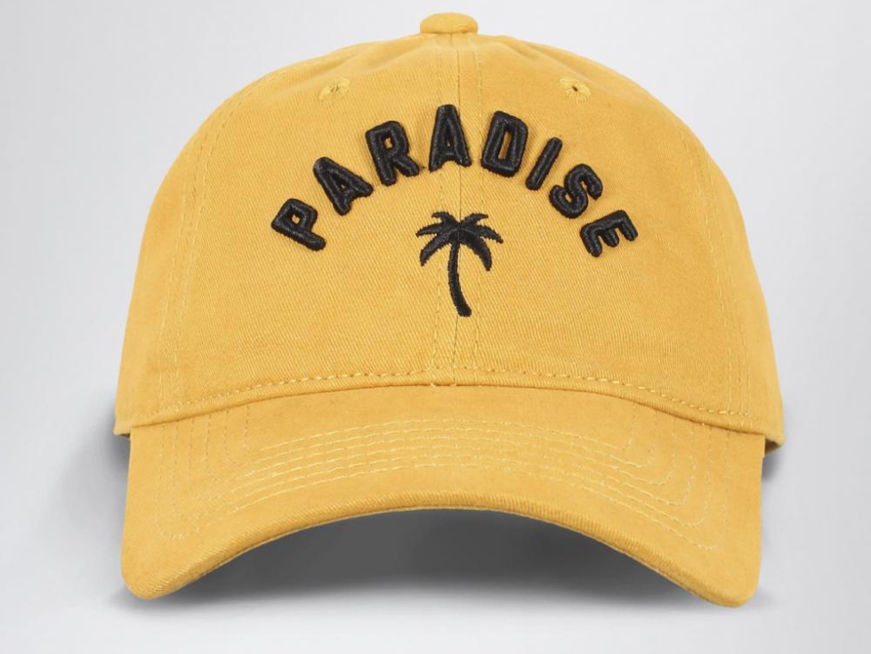 Lot de 15 Casquette Dad Hat Paradise