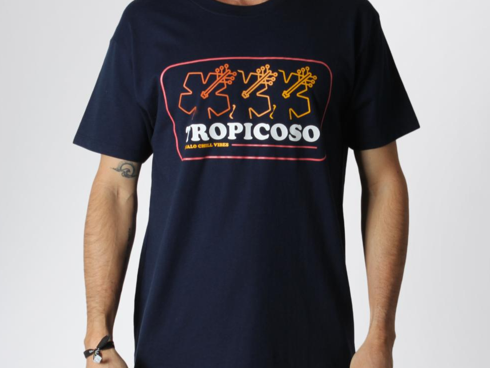 Lot de 16 T-shirt Tropicoso Squalo Surf