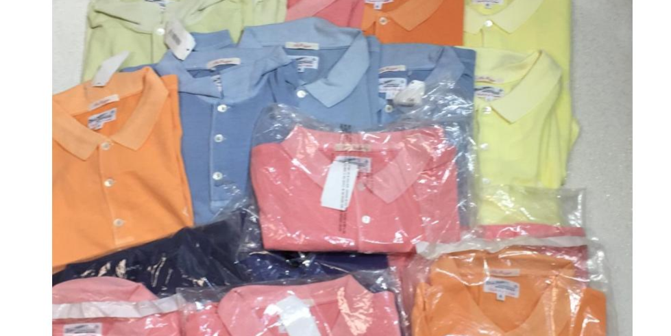 Polo Gant Homme Lot De 6 Pcs