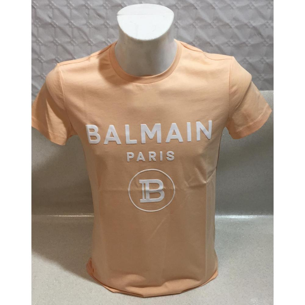 Tee Shirt Balmain Homme Lot De 4 Pcs