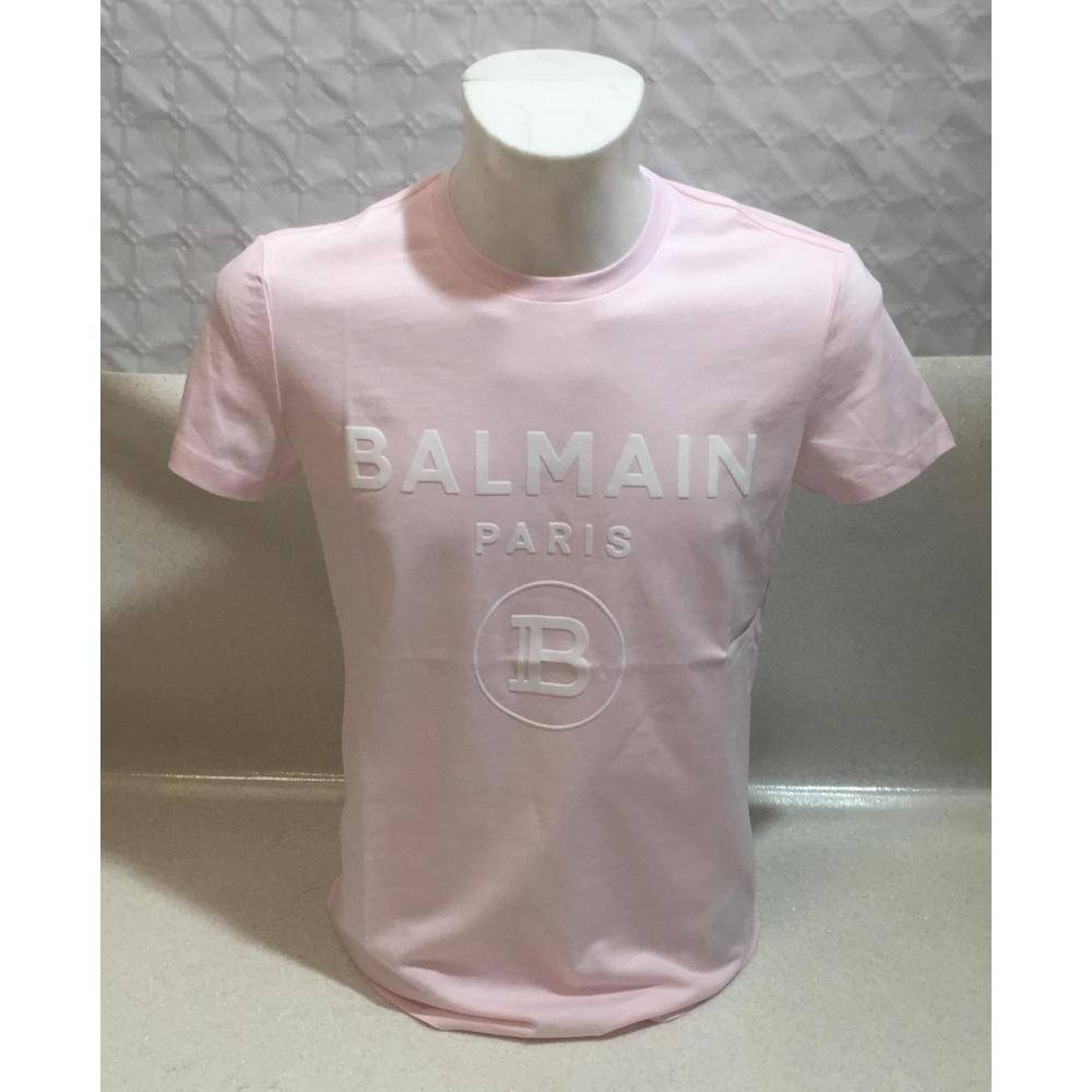 Tee Shirt Balmain Homme Lot De 3 Pcs
