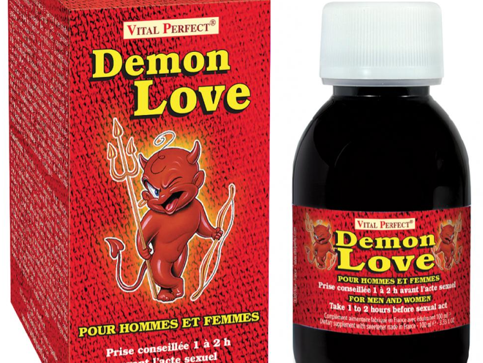 Stimulant sexuel Demon Love