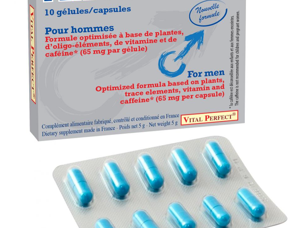 Aphrodisiaque homme Performan pills 10 gélules
