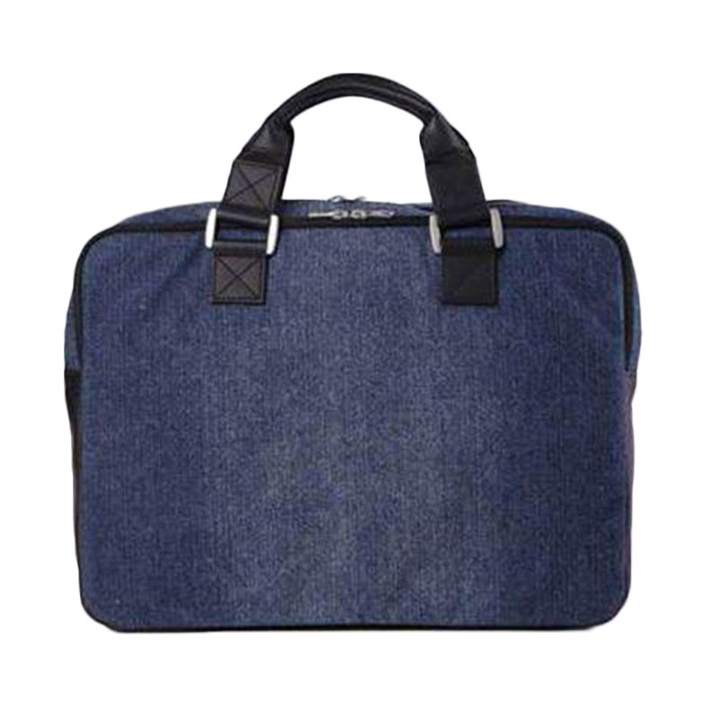 Diesel - Sac à main porte-documents et ordinateur denim homme - 2
