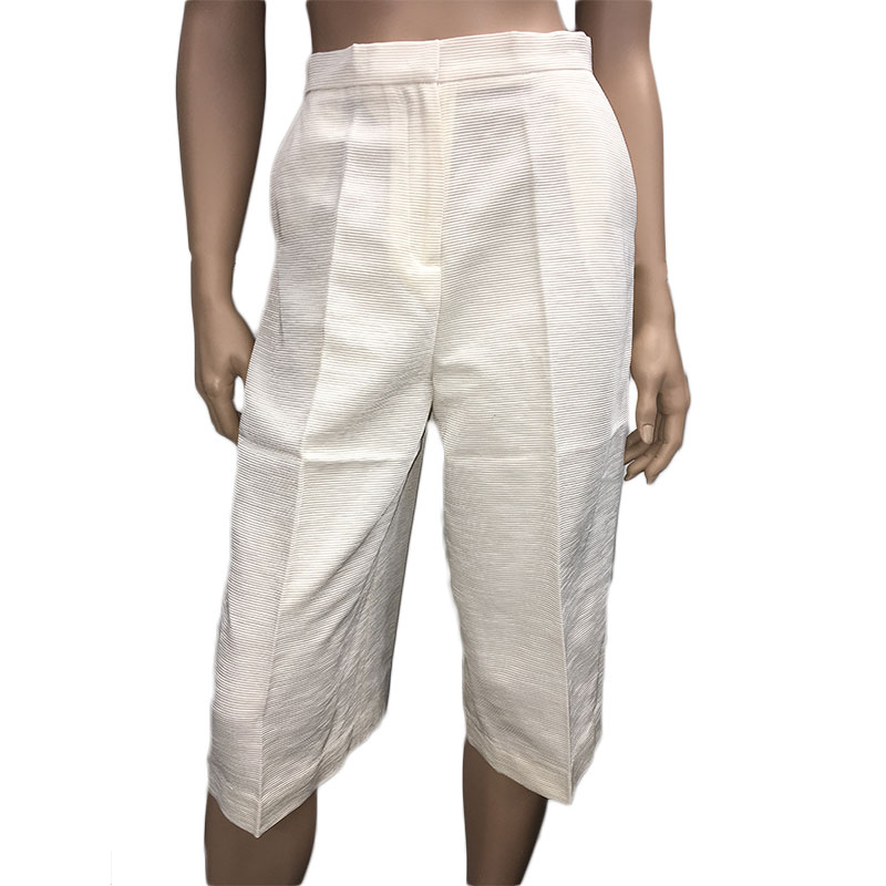 Harmony Trousers & Shorts off-white femme - 0