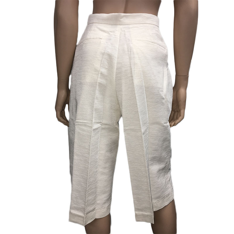 Harmony Trousers & Shorts off-white femme - 1