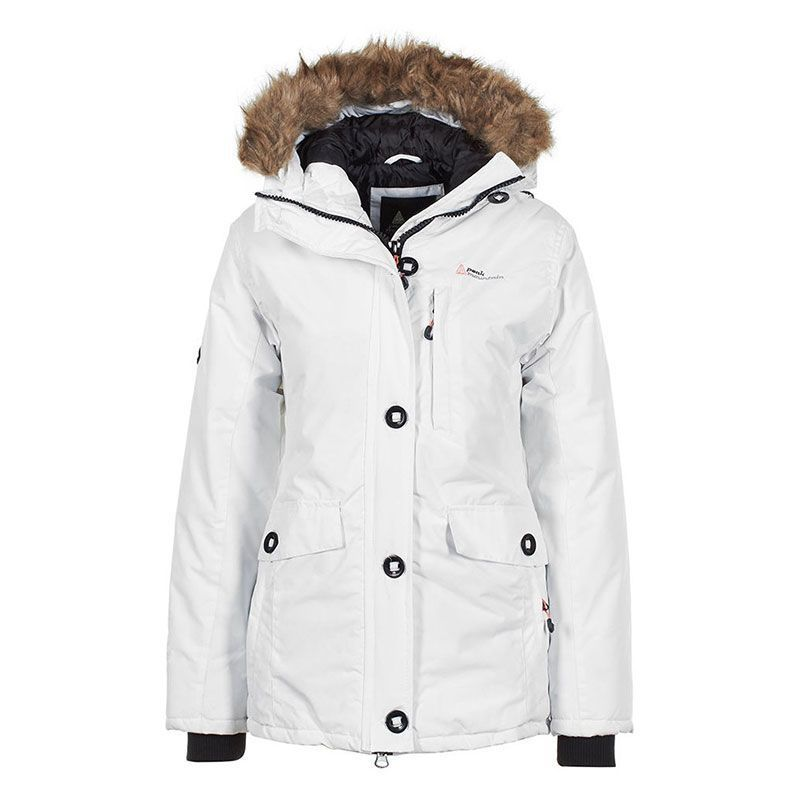 Lot de Parka Femme Peak Mountain - 1