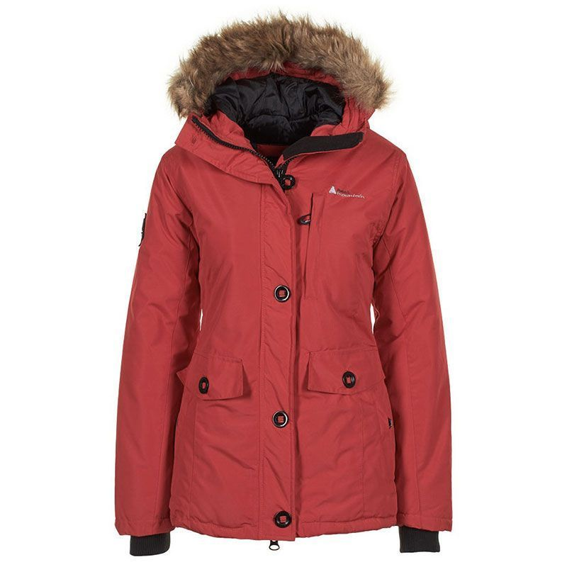 Lot de Parka Femme Peak Mountain - 4