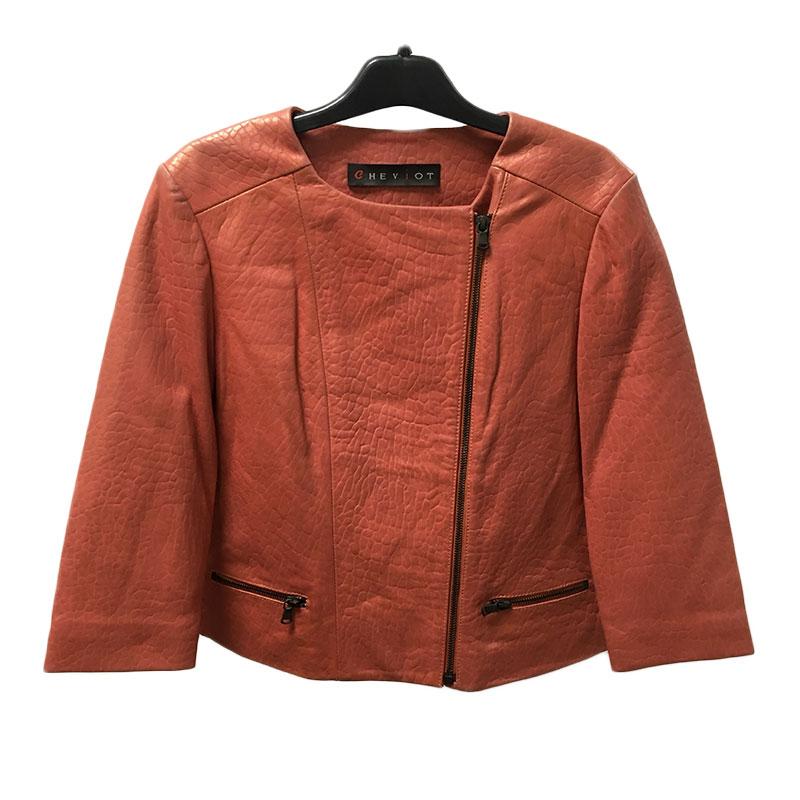 Fashion Woman Ready to wear Jacket Vestes en cuir